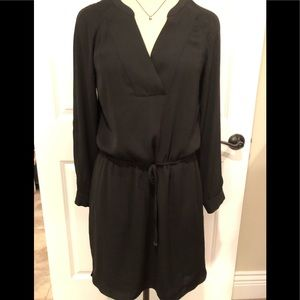White House Black Market Black Dress-Size 4